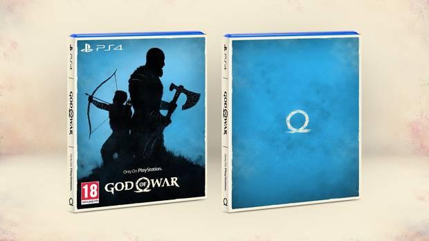 God of War, The Last of Us y más Solo en PlayStation tendrán carátulas minimalistas en UK Imagen 2