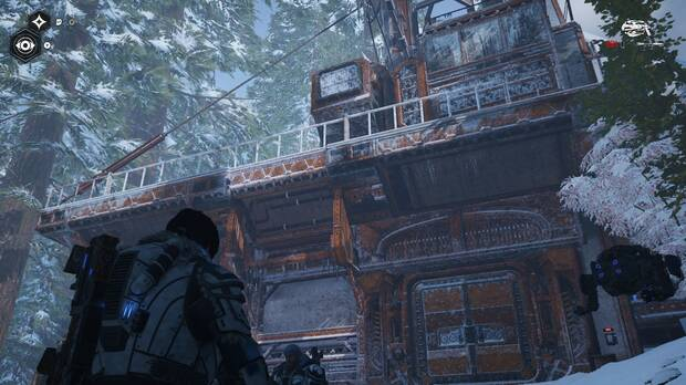 Gears of War 5 - misiones secundarias 5