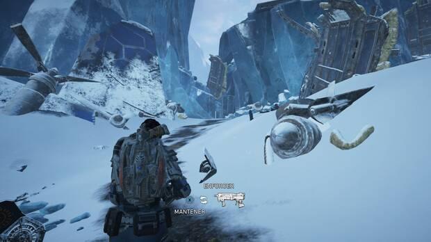 Gears of War 5 - Misiones secundarias 6