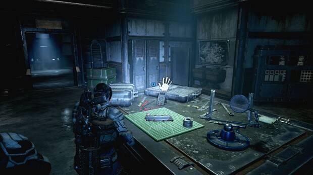 Gears of War 5 - localización de la habilidad Camuflaje