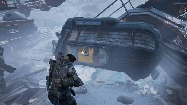 Gears of War 5 - Localización de la habilidad Congelación rápida