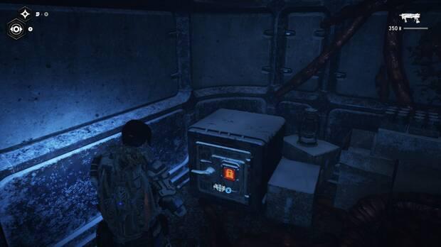 Gears of War 5 - Localización de la mejora definitiva Buscador