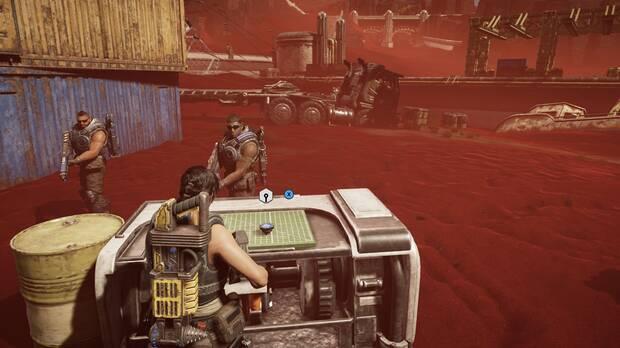 Gears of War 5 - Localización de la mejora definitiva Asesino