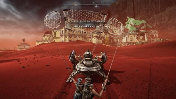 Gears of War 5 - LOcalización de la mejora definitiva Detonador