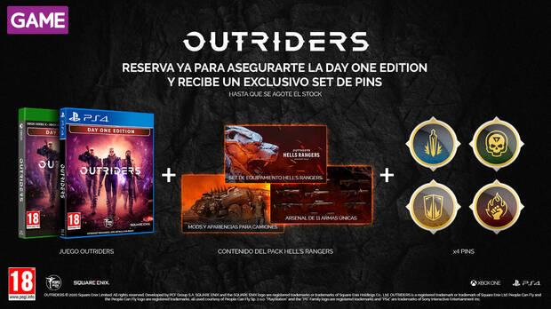 GAME details its incentives for reserving Outriders Image 3