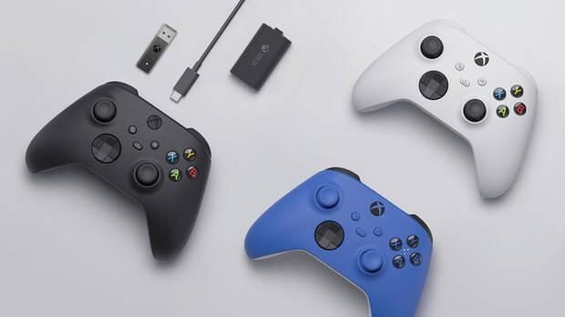 Xbox SEries X/S nuevo mando