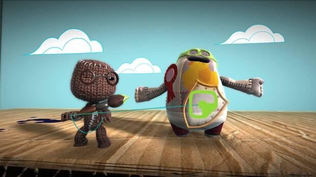 Captura de LittleBigPlanet 3.
