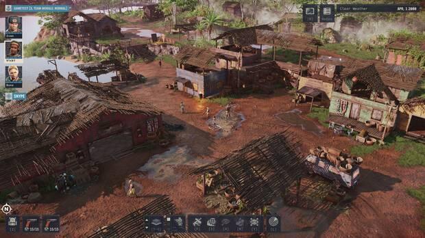 Jagged Alliance 3 tr
