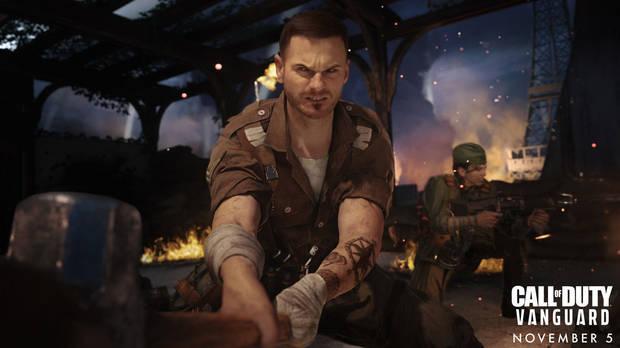 Segunda parte de la beta de Call of Duty: Vanguard.