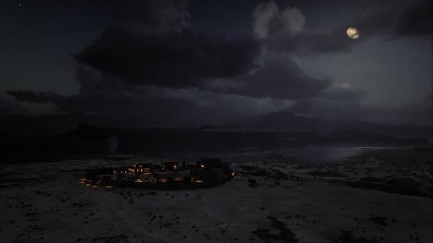 Chuparosa en Red Dead Redemption 2.