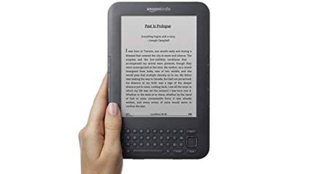 Kindle 3 sin internet