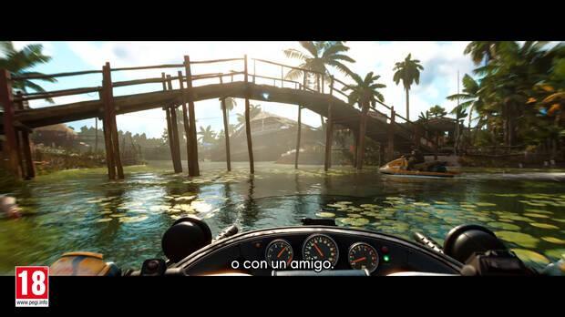 Captura del moodo cooperativo de Far Cry 6.
