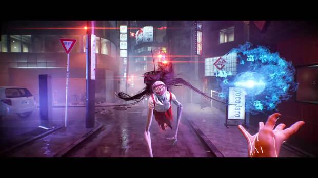 Ghostwire: Tokyo jugabilidad