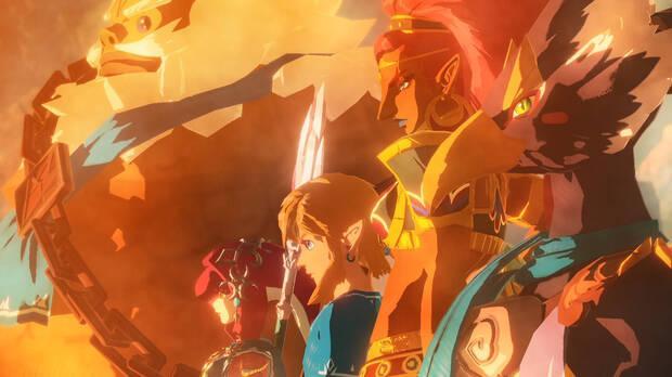 Hyrule Warriors: La era del cataclismo - 100 a