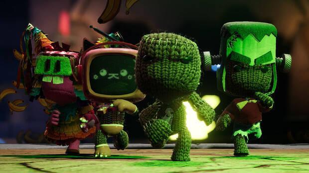 Sackboy Una aventura a lo grande: Un plataformas 3D innovador gracias a PS5 Imagen 3