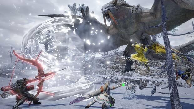 Monster Hunter Rise: A perfect game to enter this fun saga Image 2
