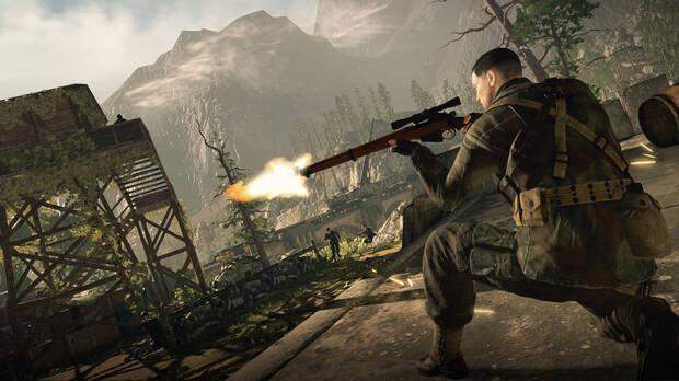 Sniper Elite 4 llevar