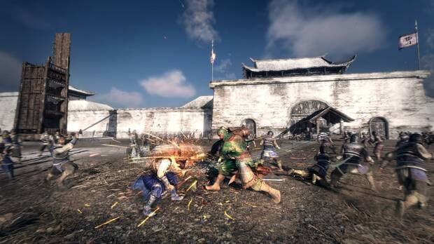 Dynasty Warriors 9 Empires Imagen 1