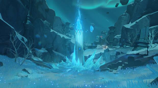 Captura de Genshin Impact.