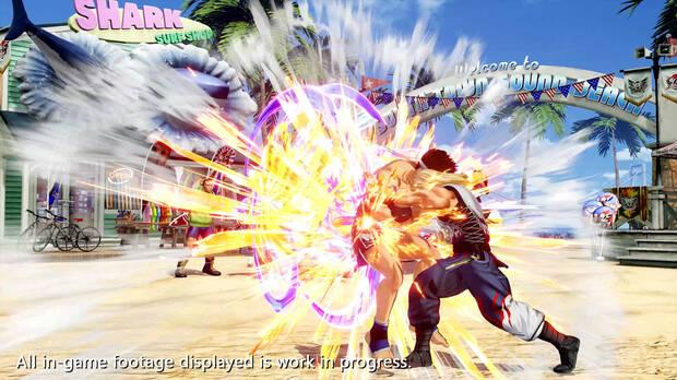 The King of Fighters XV gameplay andy bogard