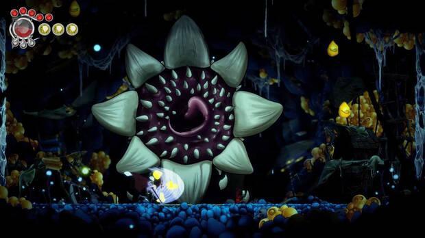 Aeterna Noctis gameplay