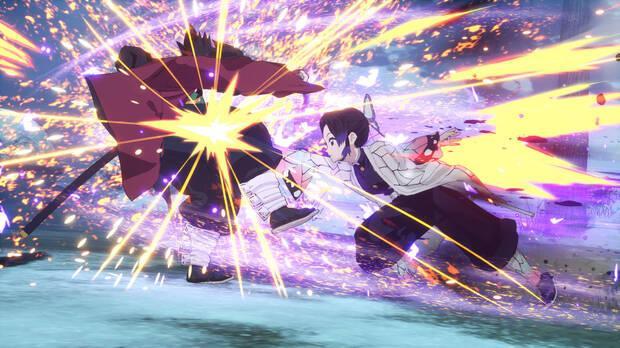 Captura de Demon Slayer -Kimetsu no Yaiba- The Hinokami Chronicles.
