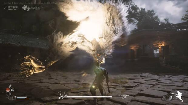 Black Myth Wukong nuevo gameplay