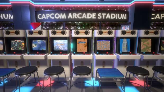 Capcom Arcade Stadium for consoles and PC