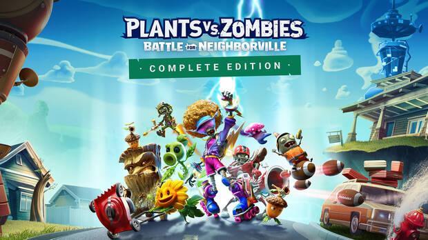 Portada de Plants vs. Zombies: Battle for Neighborville.