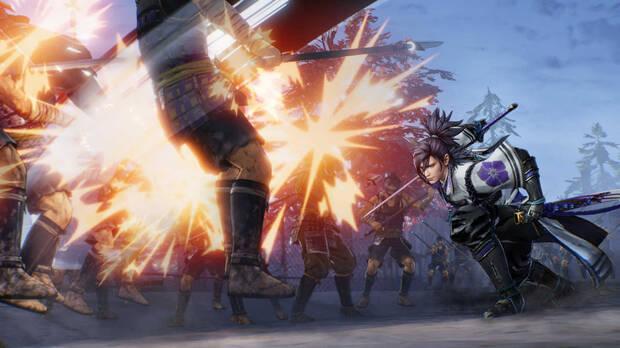 Samurai Warriors 5 presenta en v