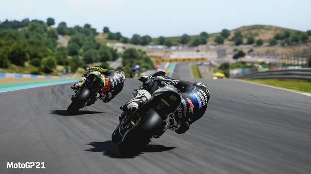 MotoGP 21 novedades