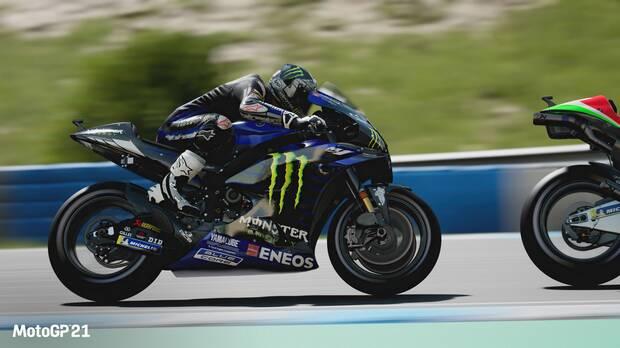 MotoGP 21 nueva generación PS5 Xbox Series X/S