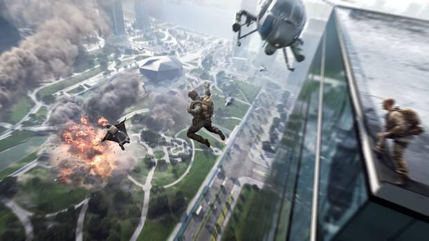 Battlefield 2042 beta abierta horarios