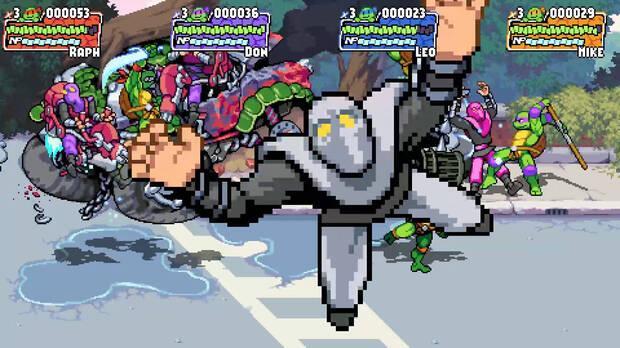 Teenage Mutant Ninja Turtles PC Steam