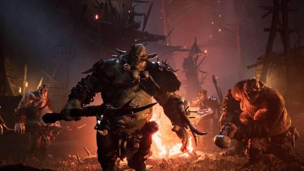 Dungeons and Dragons: Dark Alliance debutar
