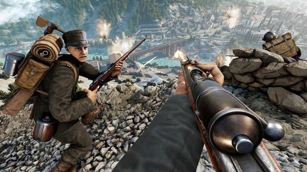 Isonzo, the new FPS from the creators of Tannenberg and Verdun, arrives on PC and consoles in 2021