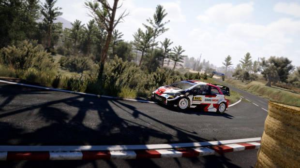 Captura de WRC 10.