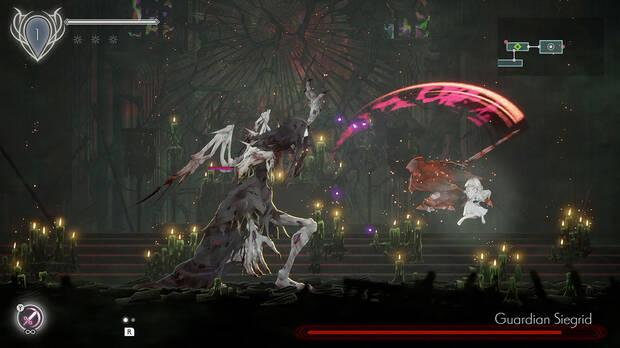 Now available ENDER LILIES: Quietus of the Knights, a metroidvania for Switch and PC
