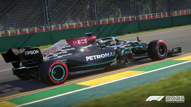 F1 2021 ventas en Espa