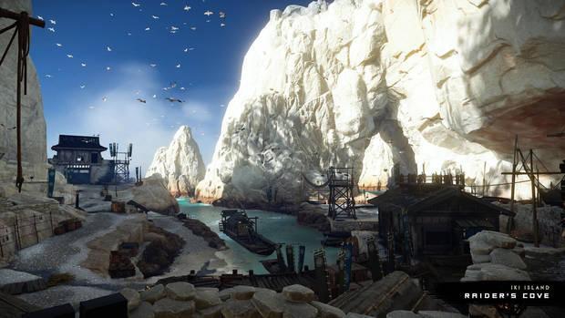 Captura de Iki Island, la nueva expansi