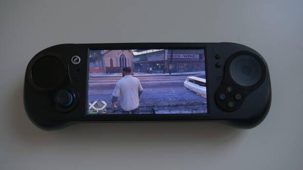 SMACH Z, la portátil para juegos de PC, comienza su producción