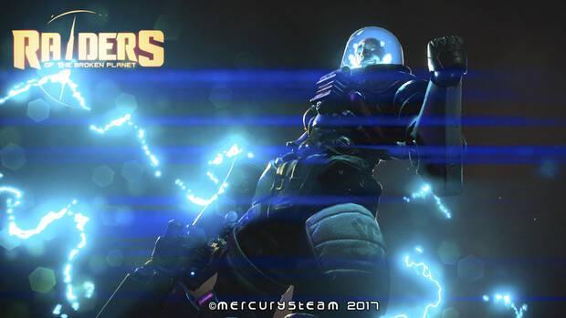 Raiders of the Broken Planet Imagen 1