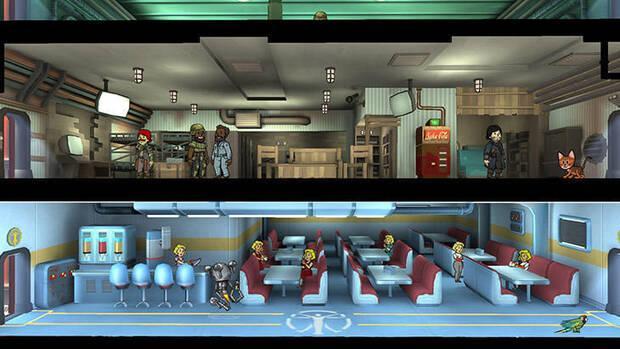 Fallout Shelter Imagen 2