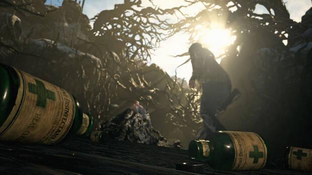 Escena de Resident Evil 8: Village.
