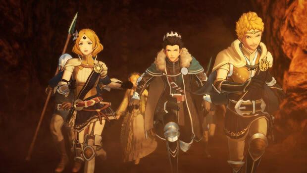 Fire Emblem Warriors Imagen 5