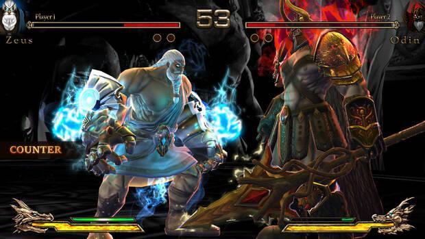 Fight of Gods Imagen 1
