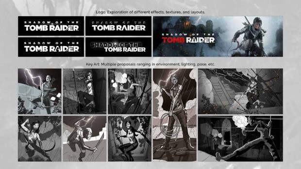 Se filtran supuestos materiales de Shadow of the Tomb Raider Imagen 2