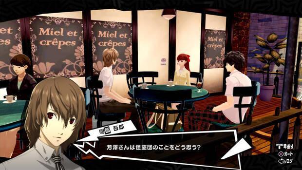 Persona 5 The Royal: primeros detalles, tráiler y fecha de lanzamiento