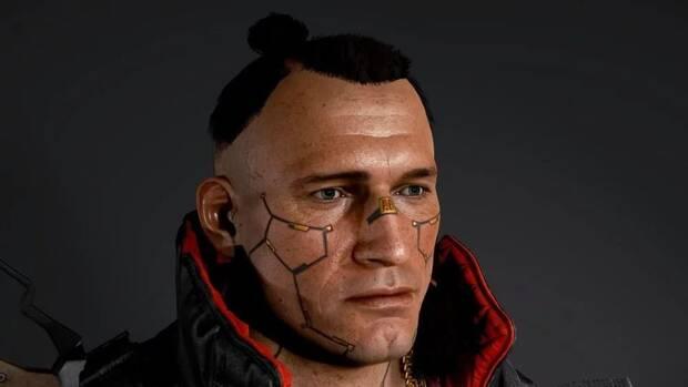 Cyberpunk 2077 presenta una ristra de imágenes detalladas de sus personajes Imagen 2