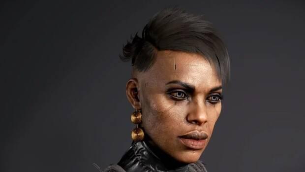 Cyberpunk 2077 presenta una ristra de imágenes detalladas de sus personajes Imagen 4